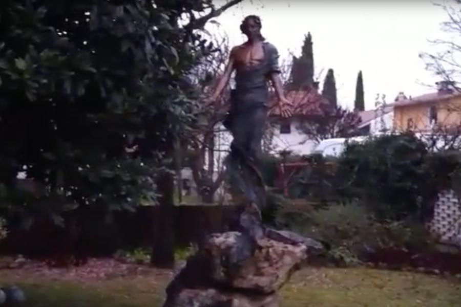 Intervista a Fiorenzo Bacci – Il Genio della statua